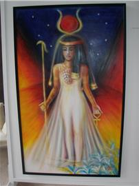 Bohyně Hathor