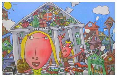 Isa a Lisa - královny finančních trhů