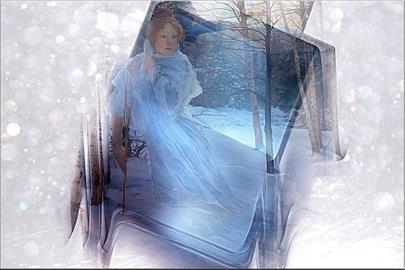 Zima-variace na V.  Hynaise