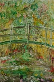 Tak trochu Monet - Le Pont Japonais a Giverny