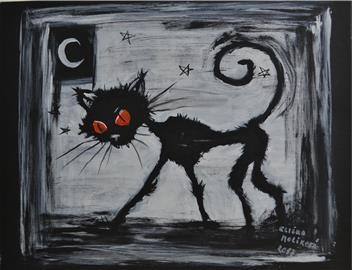 Kočka Rajda