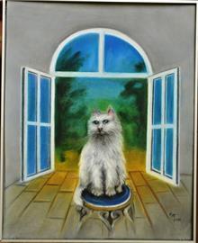 Její veličenstvo kočka