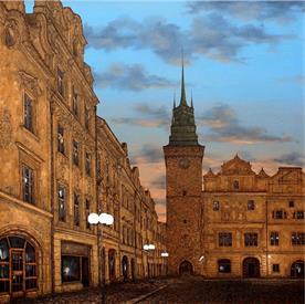 Pardubice Pernštýnovo náměstí