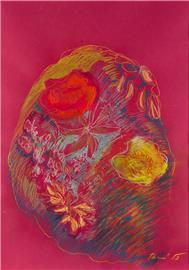 Podzimní růže