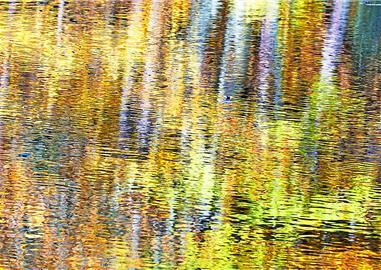 Podzimní zrcadlení,  Čechy