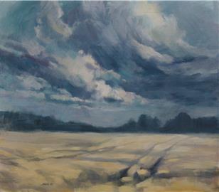 Bouřkové mraky /  Storm Clouds
