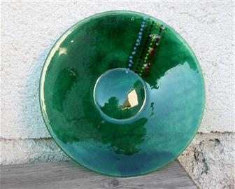 Mísa- zelená